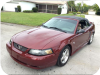 2004 FORD MUSTANG in Hollywood, Florida