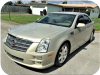 2008 CADILLAC STS in Hollywood, Florida