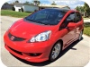 2010 HONDA FIT in Hollywood, Florida