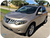 2009 NISSAN MURANO in Hollywood, Florida