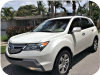 2007 ACURA MDX in Hollywood, Florida