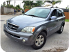 2006 KIA SORENTO in Hollywood, Florida